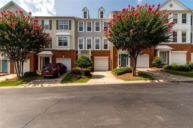 1112 Bendleton Trace, Alpharetta, GA 30004 (MLS #6923099) :: Charlie Ballard Real Estate