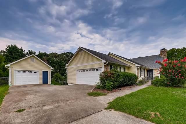 11 High Point Drive SW, Cartersville, GA 30120 (MLS #6923203) :: North Atlanta Home Team