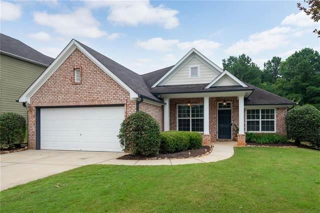 61 Longwood Crossing, Dallas, GA 30132 (MLS #6923270) :: AlpharettaZen Expert Home Advisors