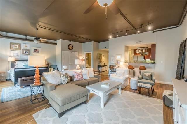 285 Centennial Olympic Park Drive NW #203, Atlanta, GA 30313 (MLS #6923297) :: Virtual Properties Realty