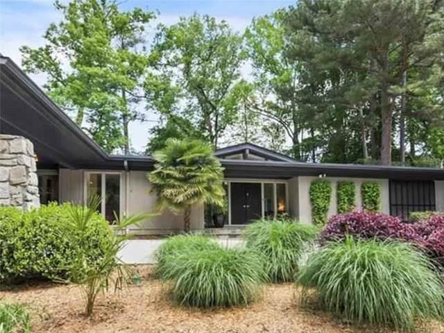 1134 Bonview Lane NE, Atlanta, GA 30324 (MLS #6923409) :: Atlanta Communities Real Estate Brokerage