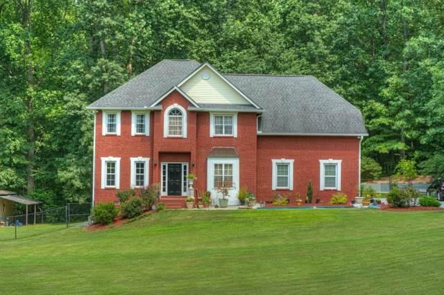 140 Little Creek Drive, Sharpsburg, GA 30277 (MLS #6923503) :: North Atlanta Home Team