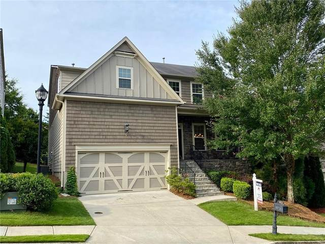 1927 Haven Park Circle SE, Smyrna, GA 30080 (MLS #6923550) :: Good Living Real Estate