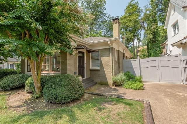 21 Park Circle NW, Atlanta, GA 30305 (MLS #6923573) :: The Huffaker Group