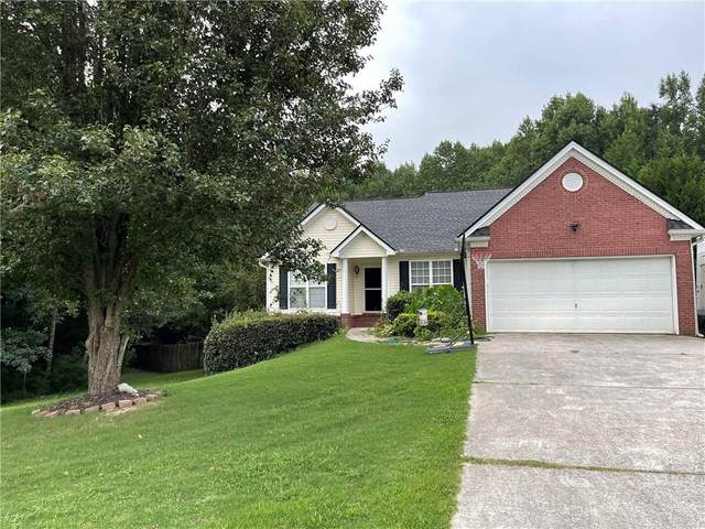 137 Triplet Trail, Douglasville, GA 30134 (MLS #6923633) :: North Atlanta Home Team