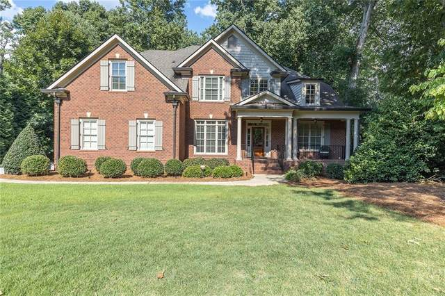 4865 Manget Court, Dunwoody, GA 30338 (MLS #6923678) :: North Atlanta Home Team