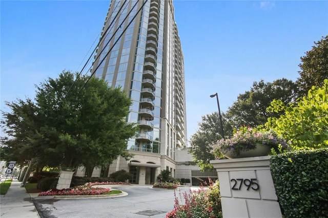 2795 Peachtree Road NE #307, Atlanta, GA 30305 (MLS #6923733) :: North Atlanta Home Team