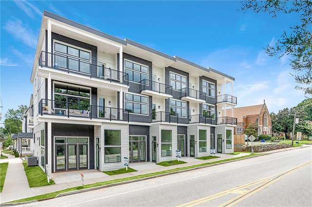 806 W College Avenue, Decatur, GA 30030 (MLS #6924000) :: Tonda Booker Real Estate Sales