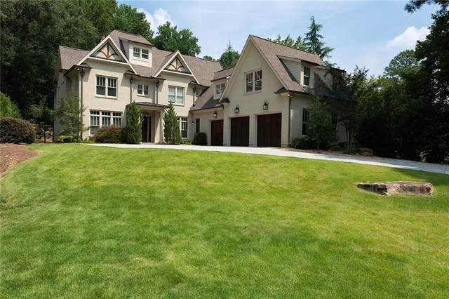790 Brook Park Place, Atlanta, GA 30342 (MLS #6924180) :: Dawn & Amy Real Estate Team