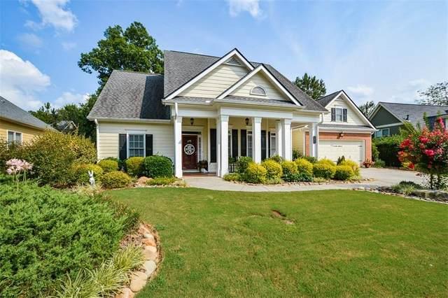 161 Mountain Vista Boulevard, Canton, GA 30115 (MLS #6924454) :: Rock River Realty