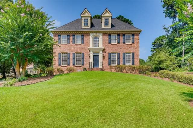 706 Oxford Court SW, Lilburn, GA 30047 (MLS #6924606) :: North Atlanta Home Team