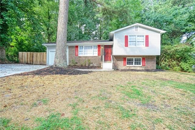 6033 Hillandale Drive, Atlanta, GA 30349 (MLS #6924842) :: North Atlanta Home Team