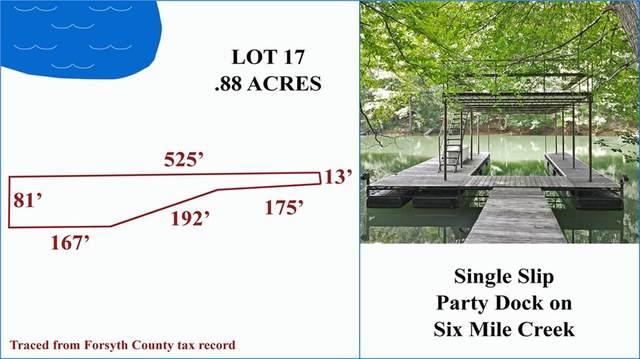 7268 Jonsway, Cumming, GA 30041 (MLS #6926383) :: Charlie Ballard Real Estate