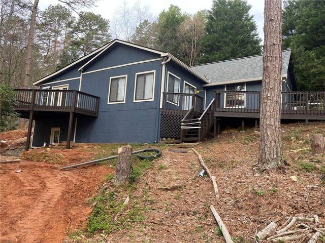 563 Chase Landing Road, Martin, GA 30557 (MLS #6926403) :: North Atlanta Home Team