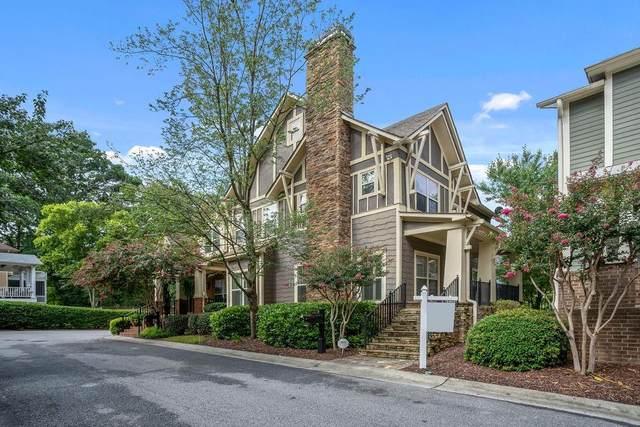 1294 Atlantic Drive NW, Atlanta, GA 30318 (MLS #6926782) :: Atlanta Communities Real Estate Brokerage