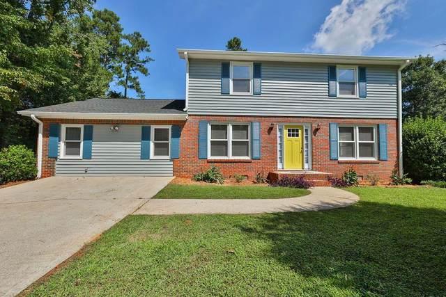 2029 Cedar Hill Drive, Riverdale, GA 30296 (MLS #6927411) :: North Atlanta Home Team