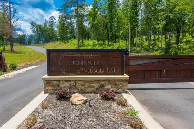 55 Pine Ridge Way, Monticello, GA 31064 (MLS #6927594) :: North Atlanta Home Team