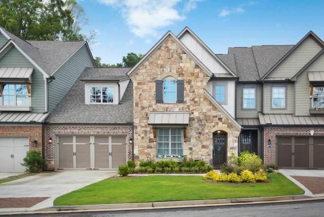 4161 Avid Park NE #13, Marietta, GA 30062 (MLS #6927847) :: North Atlanta Home Team