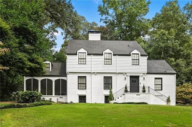 366 Brentwood Drive NE, Atlanta, GA 30305 (MLS #6927975) :: Good Living Real Estate