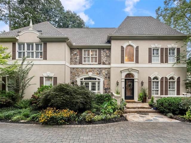 1285 Little Willeo Road, Marietta, GA 30068 (MLS #6928158) :: North Atlanta Home Team