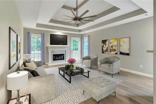 3487 Heatherwood Court, Douglasville, GA 30135 (MLS #6928310) :: Virtual Properties Realty