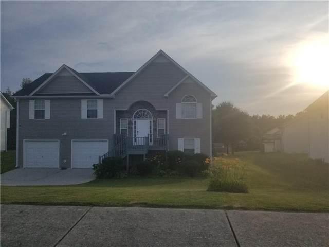 7236 Cedar Forest Drive, Douglasville, GA 30134 (MLS #6928441) :: Tonda Booker Real Estate Sales