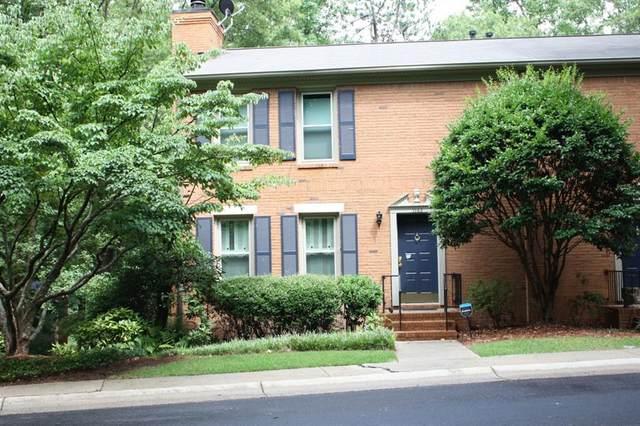 1162 Morningside Place NE, Atlanta, GA 30306 (MLS #6928575) :: Kennesaw Life Real Estate