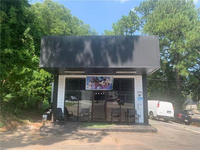1583 Joseph E Boone Boulevard NW, Atlanta, GA 30314 (MLS #6928640) :: AlpharettaZen Expert Home Advisors