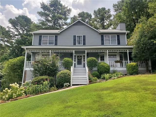 1847 Blackwater Drive, Marietta, GA 30066 (MLS #6928964) :: North Atlanta Home Team