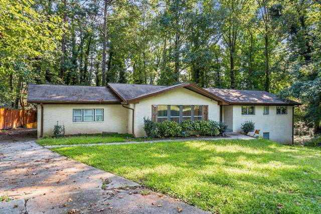 1248 Oakcrest Drive SW, Atlanta, GA 30311 (MLS #6928984) :: North Atlanta Home Team