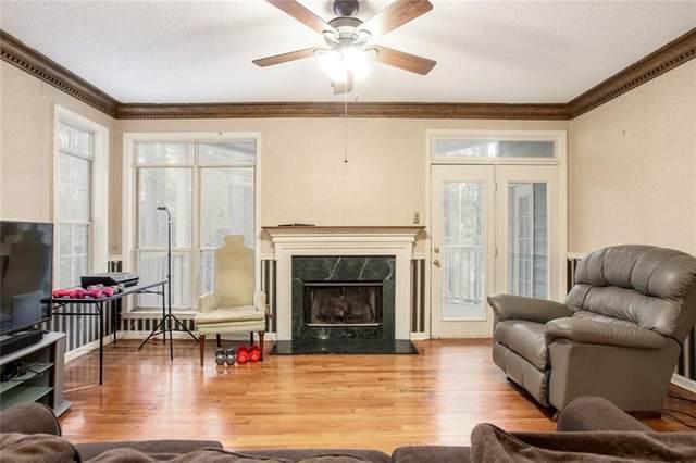 815 Mcgill Park Avenue NE, Atlanta, GA 30312 (MLS #6929162) :: Virtual Properties Realty