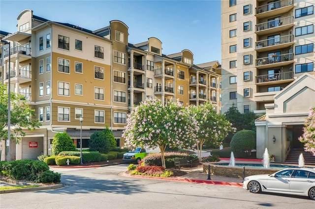 799 Hammond Drive #405, Sandy Springs, GA 30328 (MLS #6929470) :: AlpharettaZen Expert Home Advisors