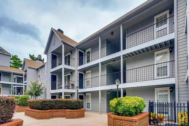 119 Granville Court, Sandy Springs, GA 30328 (MLS #6930016) :: The Kroupa Team | Berkshire Hathaway HomeServices Georgia Properties