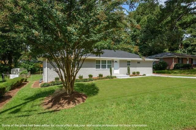 430 Oriole Drive, Marietta, GA 30067 (MLS #6930220) :: North Atlanta Home Team