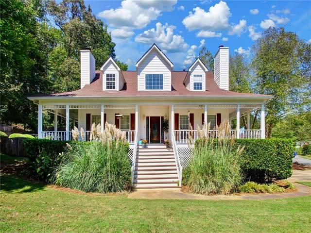 5450 Saddle Creek, Douglasville, GA 30135 (MLS #6930350) :: North Atlanta Home Team
