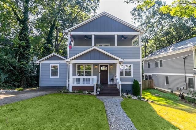143 Flora Avenue NE, Atlanta, GA 30307 (MLS #6930537) :: AlpharettaZen Expert Home Advisors