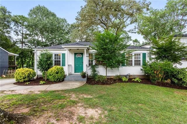 1125 Vista Trail NE, Atlanta, GA 30324 (MLS #6931375) :: Kennesaw Life Real Estate