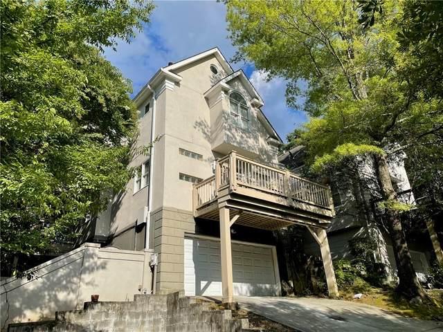 1831 Monroe Drive NE, Atlanta, GA 30324 (MLS #6931494) :: Atlanta Communities Real Estate Brokerage