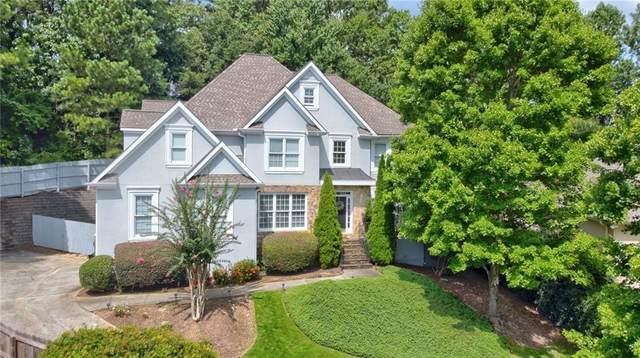 160 Spalding Springs Court, Sandy Springs, GA 30350 (MLS #6931506) :: North Atlanta Home Team