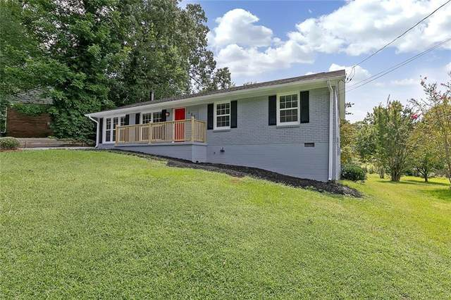 405 King Arthur Court, Jonesboro, GA 30236 (MLS #6931697) :: Todd Lemoine Team