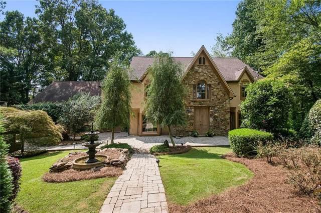 10695 Stroup Road, Roswell, GA 30075 (MLS #6931913) :: Charlie Ballard Real Estate