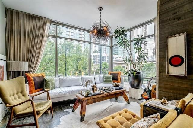 905 Juniper Street NE #213, Atlanta, GA 30309 (MLS #6932190) :: Good Living Real Estate