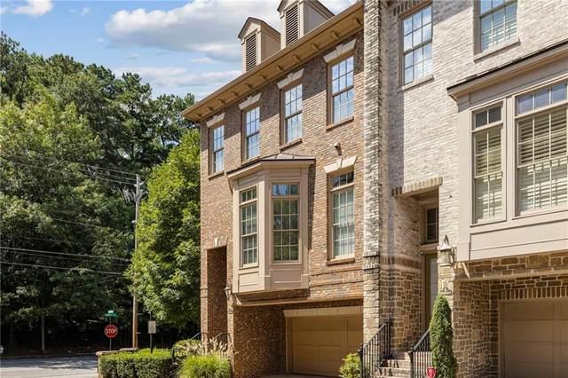 4 Candler Grove Court, Decatur, GA 30030 (MLS #6932467) :: North Atlanta Home Team