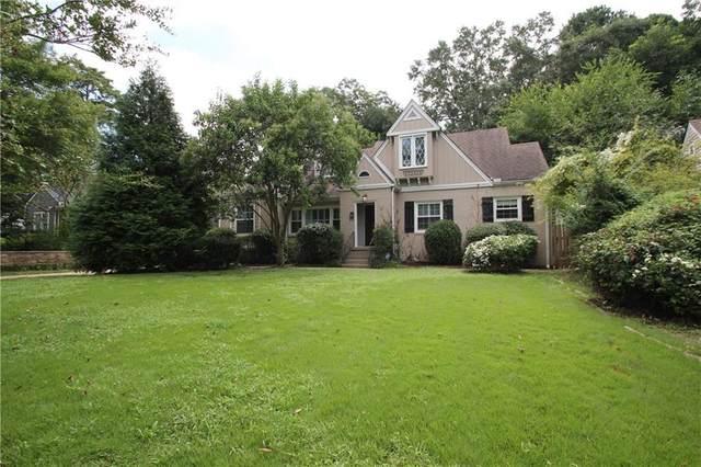 233 Derrydown Way, Decatur, GA 30030 (MLS #6933121) :: North Atlanta Home Team