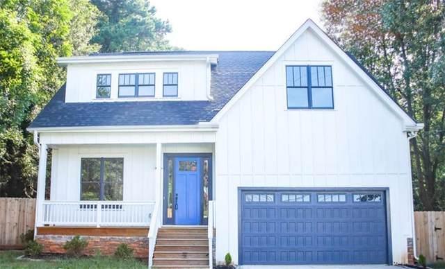1802 Alexander Drive, Decatur, GA 30032 (MLS #6933185) :: North Atlanta Home Team