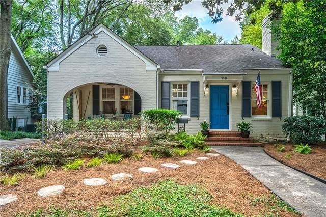 26 Standish Avenue NW, Atlanta, GA 30309 (MLS #6933303) :: AlpharettaZen Expert Home Advisors