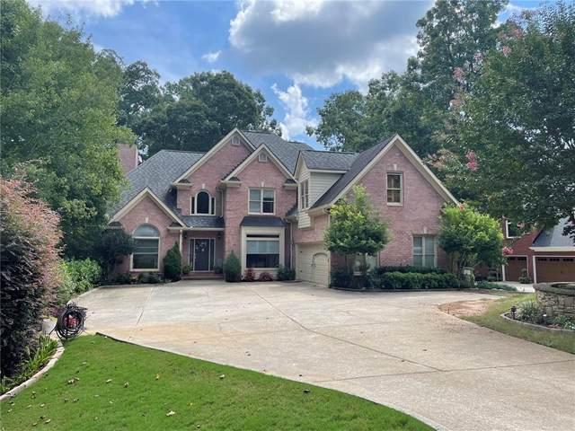 8575 Anchor On Lanier Court, Gainesville, GA 30506 (MLS #6933379) :: North Atlanta Home Team