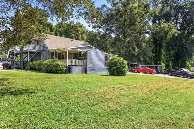 4801 Sugar Hill Road SE, Acworth, GA 30102 (MLS #6933530) :: RE/MAX Paramount Properties