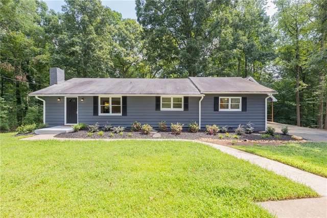 145 Clark Drive, Alpharetta, GA 30004 (MLS #6933622) :: North Atlanta Home Team
