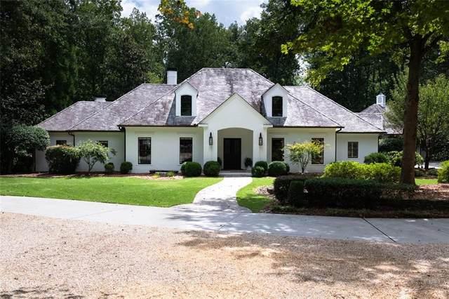 746 Conway Glen Drive NW, Atlanta, GA 30327 (MLS #6933641) :: North Atlanta Home Team